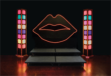 Lips Facade & Light Truss from Energy Productions